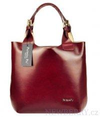 0347e7a663 Veľká kabelka na rameno TH2032 béžová   NEWBERRY - velkoobchod ...