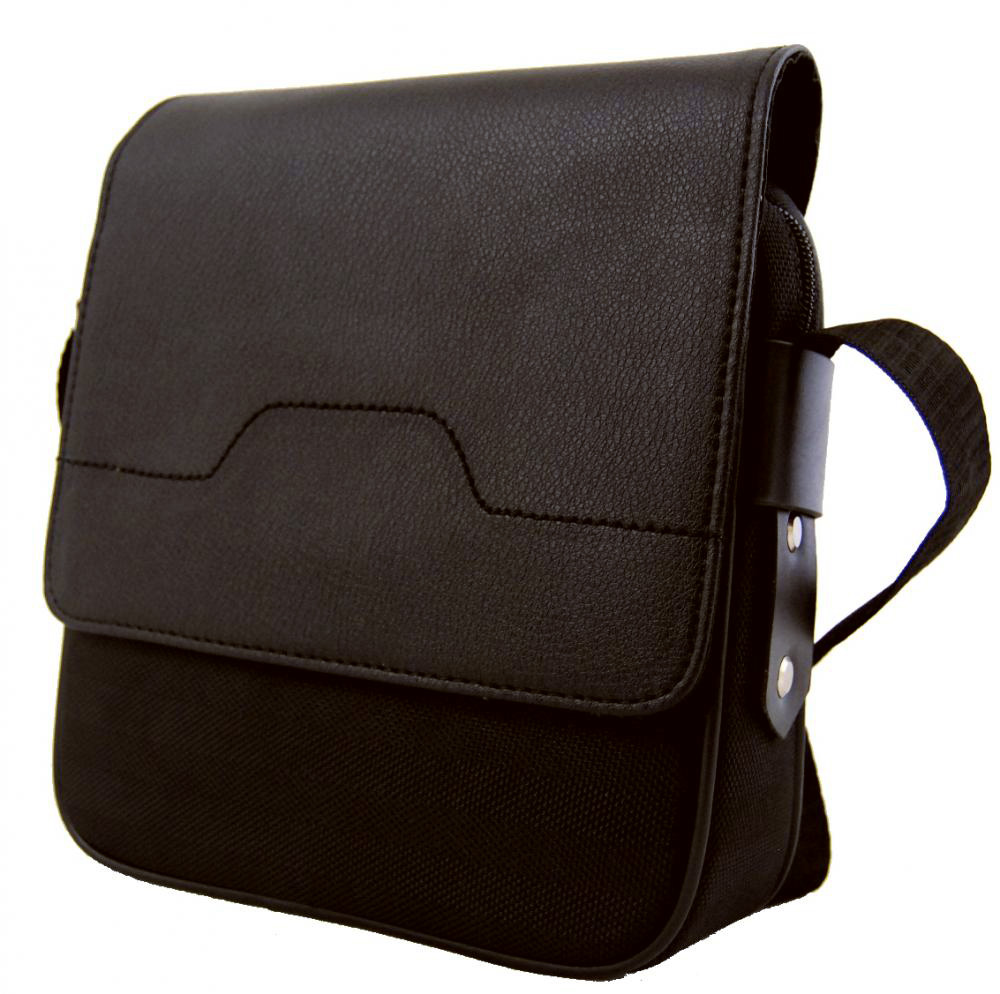 Pánská taška přes rameno Mahel 201-5 kávová hnědá