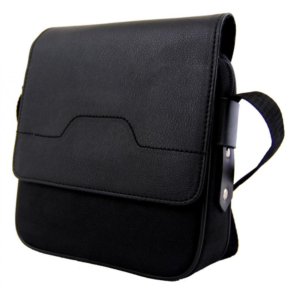 Pánska taška cez rameno Mahel 201-5 čierna