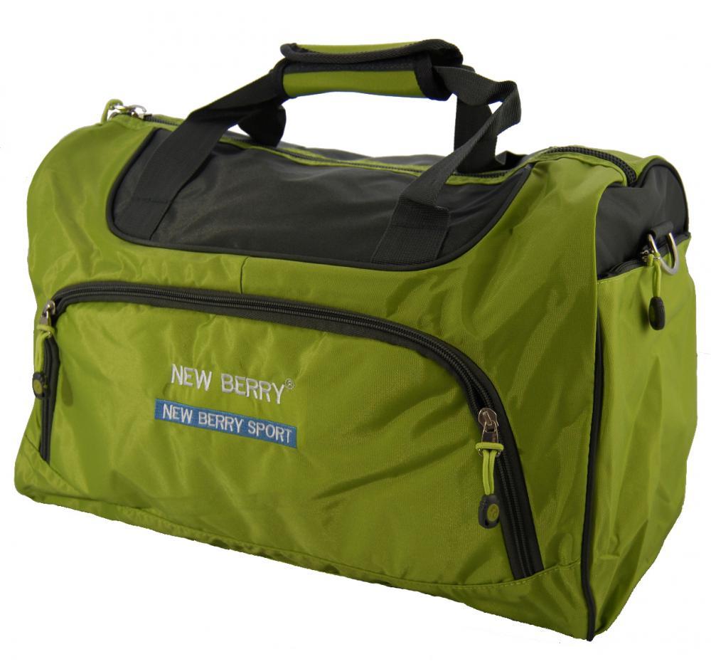 Sportovní taška 5272 reflexní zelená