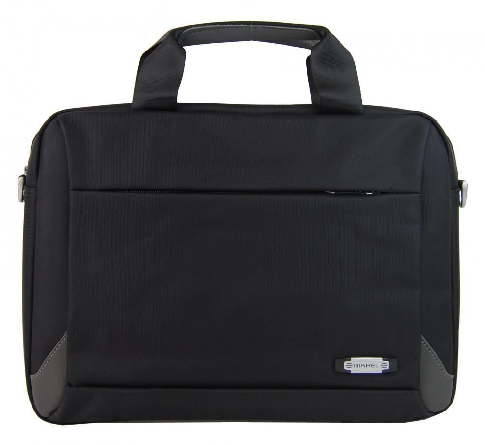 Kvalitní pánská univerzální taška na notebook Mahel 8811-5 černá
