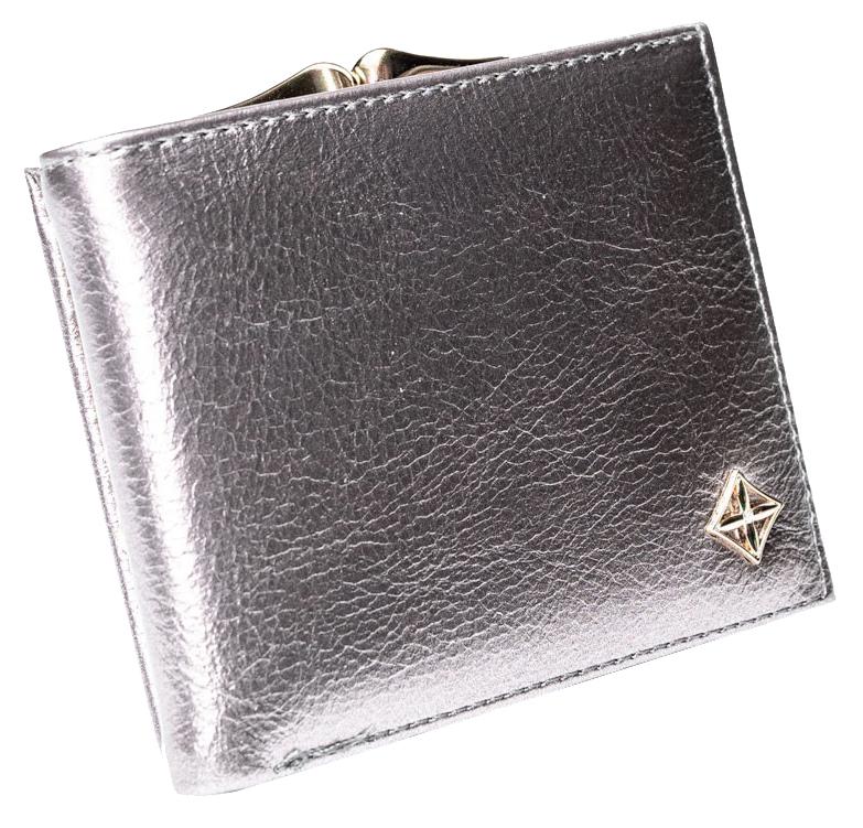 Stylová stříbrná dámská peněženka v dárkové krabičce MILANO DESIGN