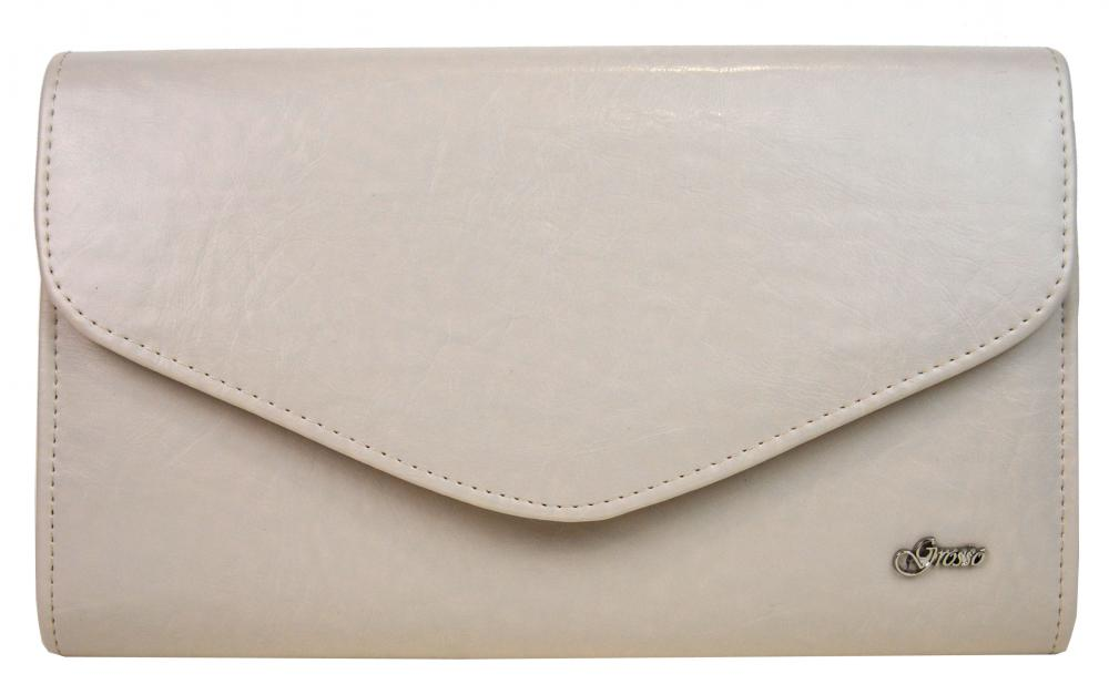 Púdrová matná spoločenská kabelka SP102 GROSSO