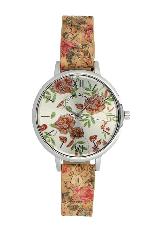 Korkové náramkové dámské hodinky Giorgie TC19066