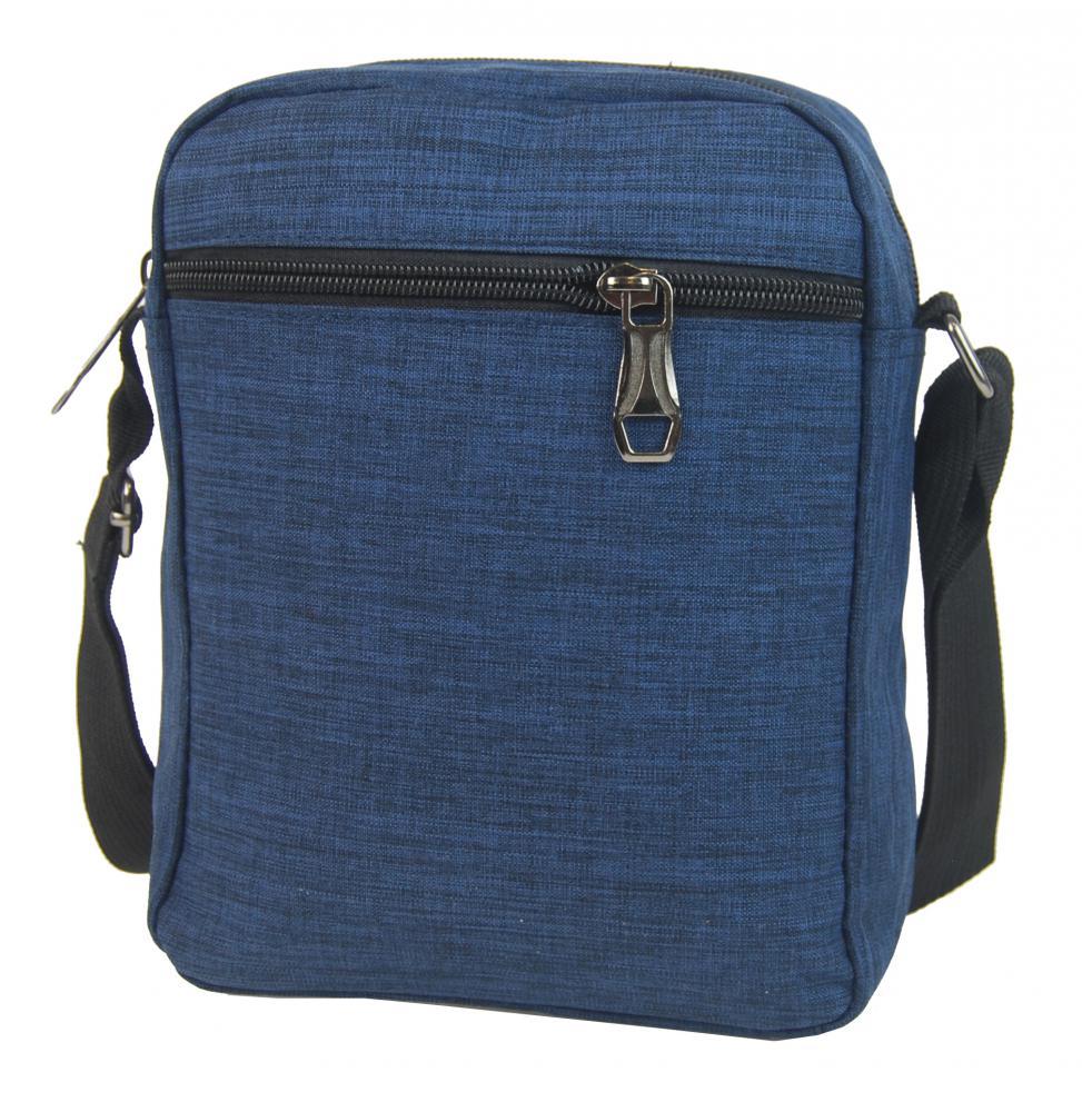 756d9d2ca2 CENTURY BAG Pánská malá taška crossbody modrá. CENTURY BAG Pánská malá  taška crossbody modrá