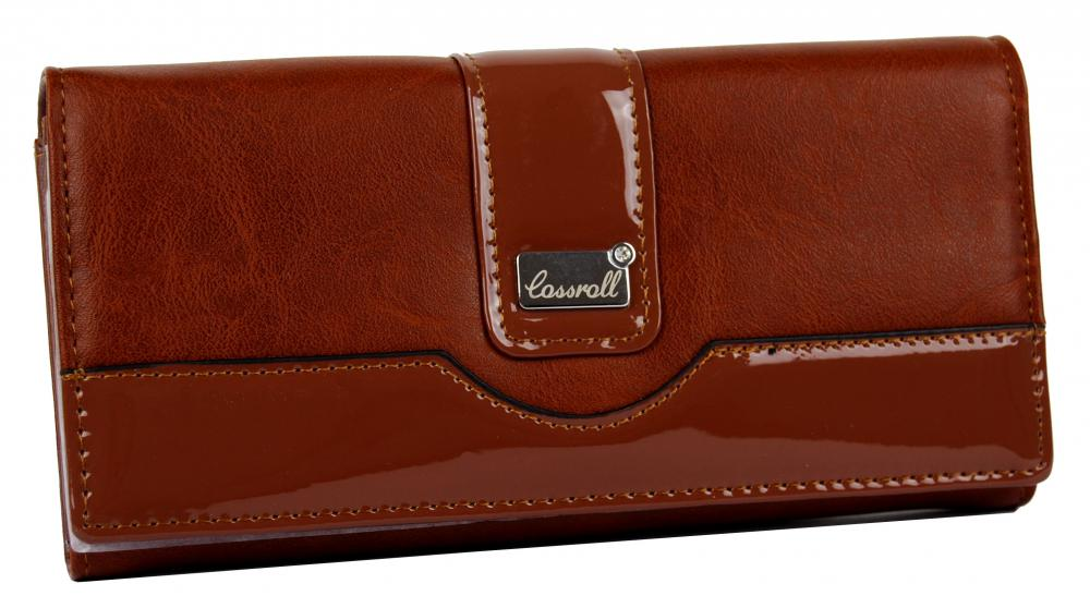Hnedá dámska peňaženka Cossroll B31-5242F-14