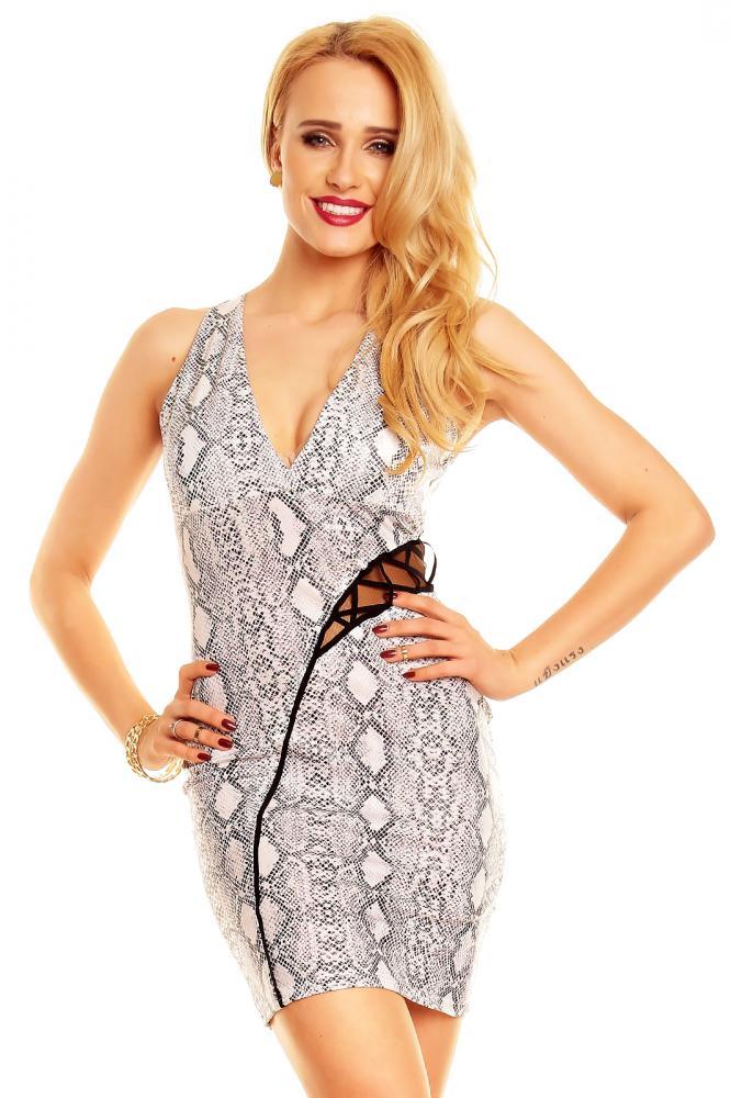 Hadie letné dámske šaty Ethina, S