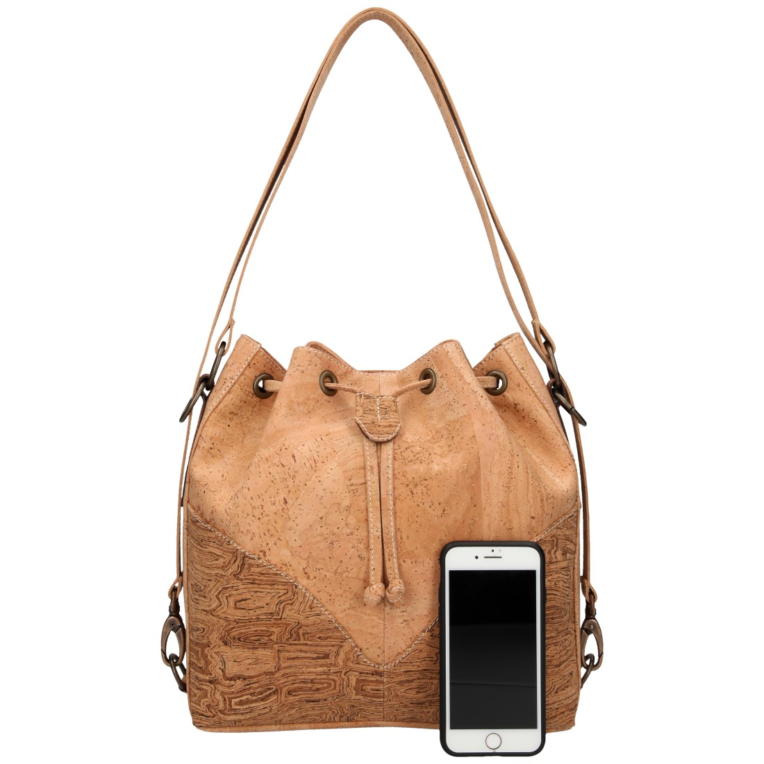 5ac8a61cc1 Korkové kabelky – přírodní design dřeva