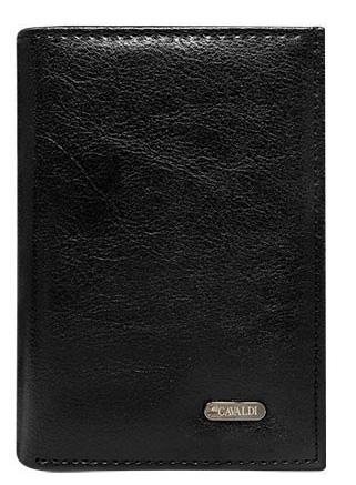 Cavaldi čierna pánska peňaženka 01-054