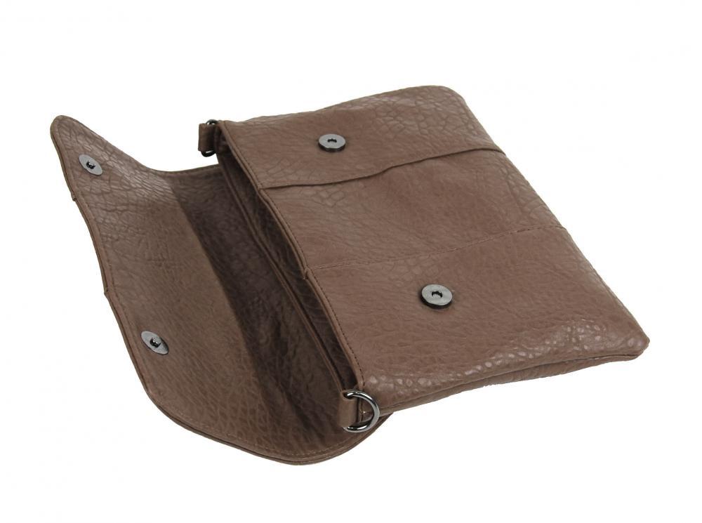 Kombinovaná crossbody kabelka / psaní 28006 velbloudí hnědá