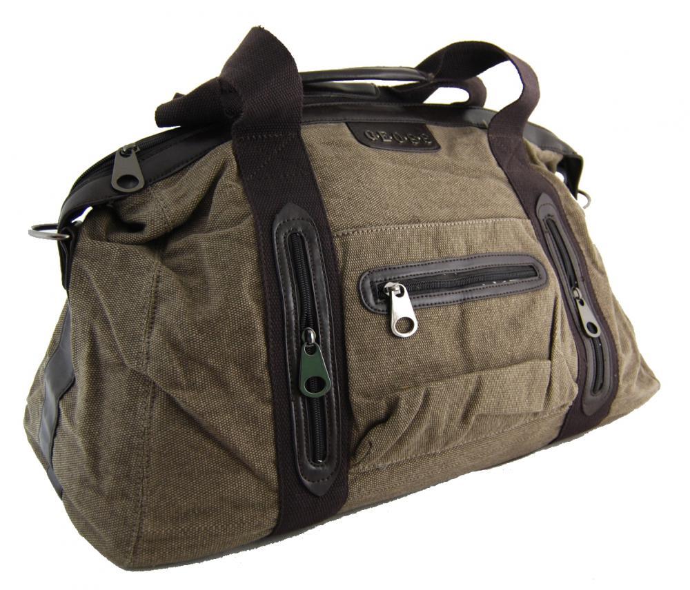 Ľahká cestovná taška 3071-1 khaki