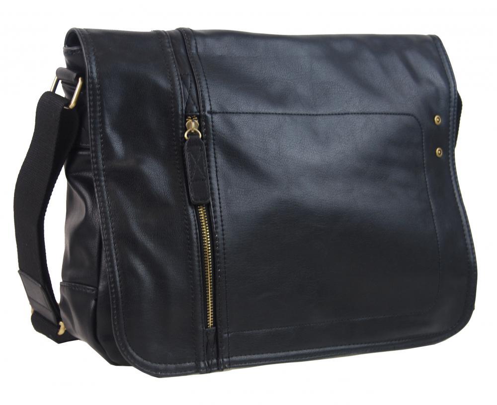 Pánska taška 661-MH čierna