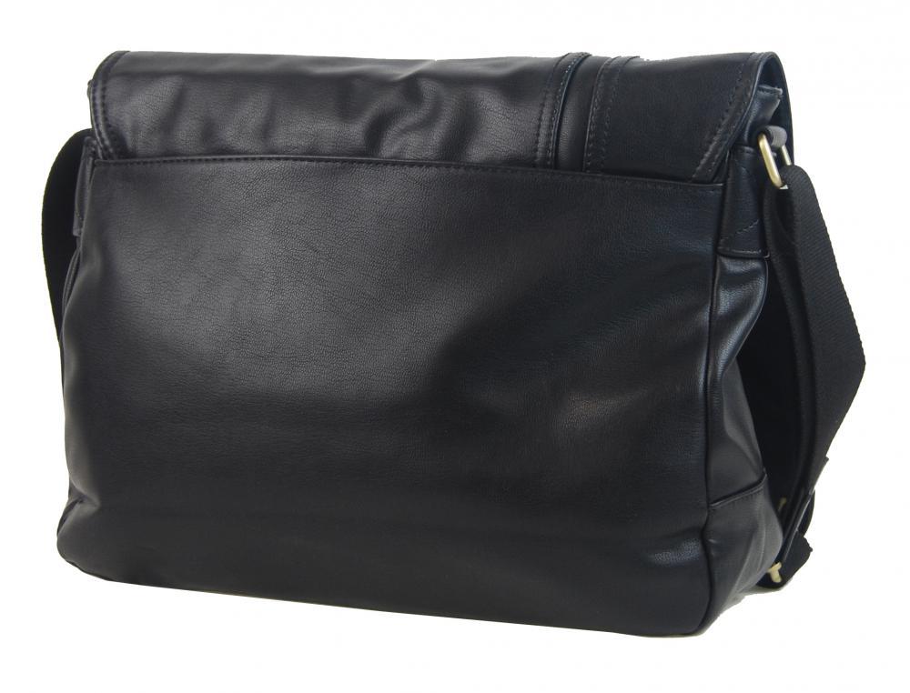 Pánská brašna 661-MH černá