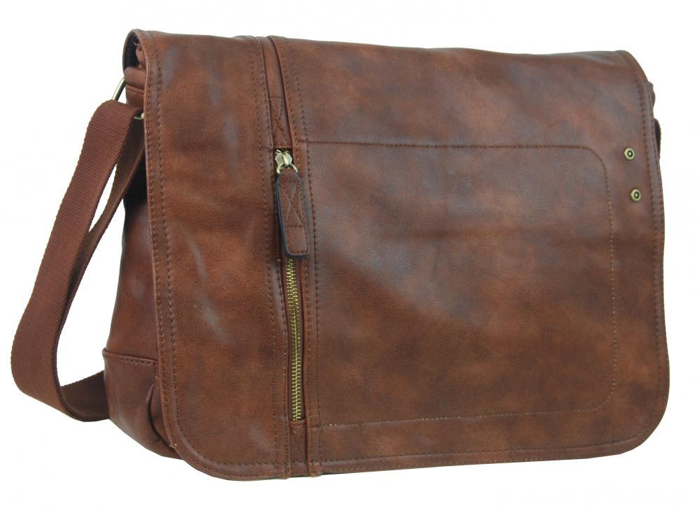 Pánska taška 661-MH hnedá