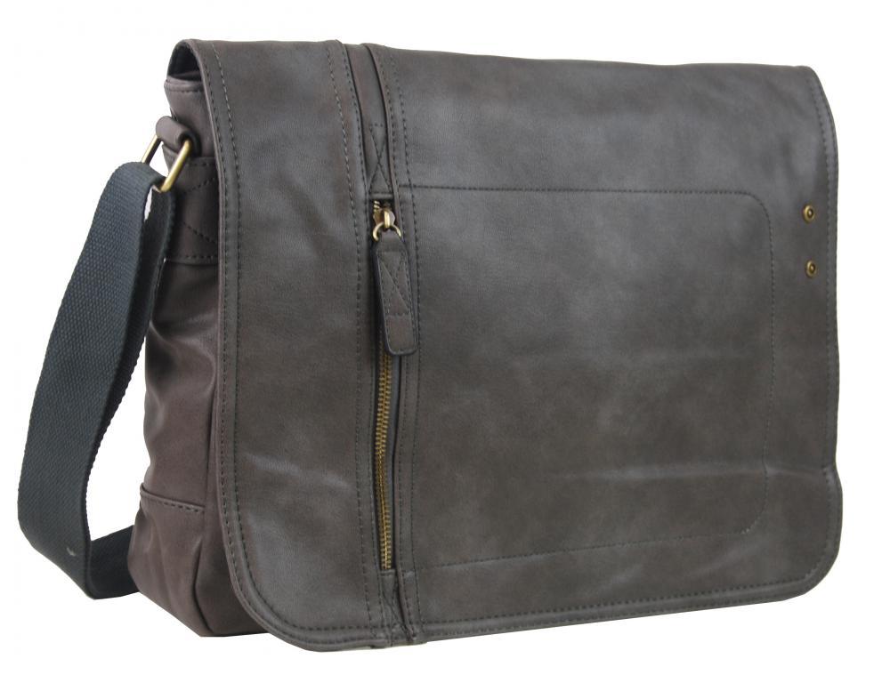 Pánska taška 661-MH šedá