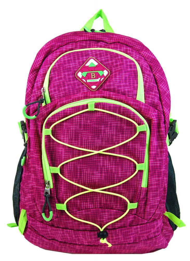 Velký batoh NEWBERRY do města / do školy HL0911 růžový