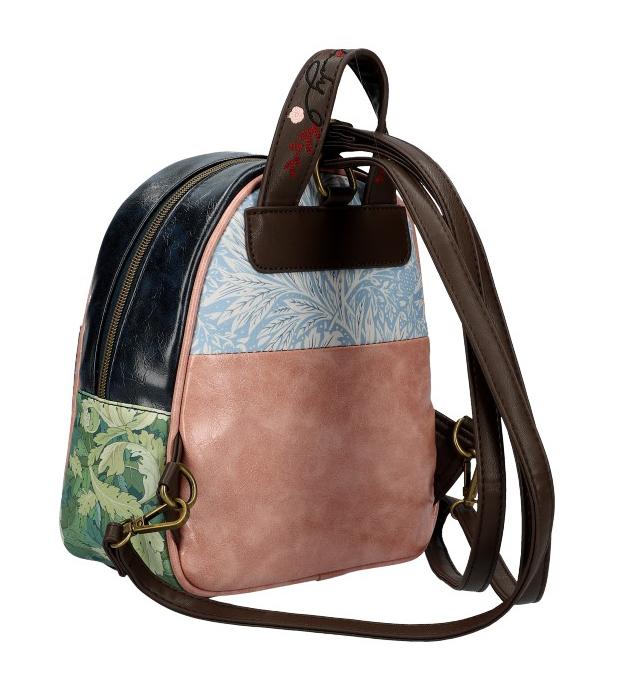 Sweet & Candy Dámsky farebný batôžtek s potlačou #2