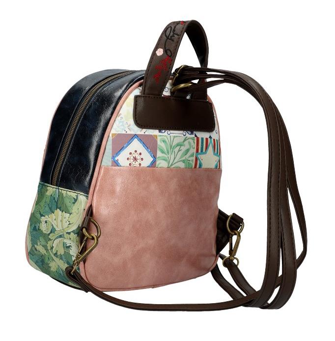 Sweet & Candy Dámský barevný batůžek s potiskem #6