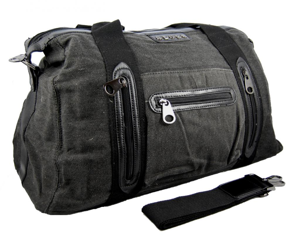 Ľahká cestovná taška 3071-1 čierna