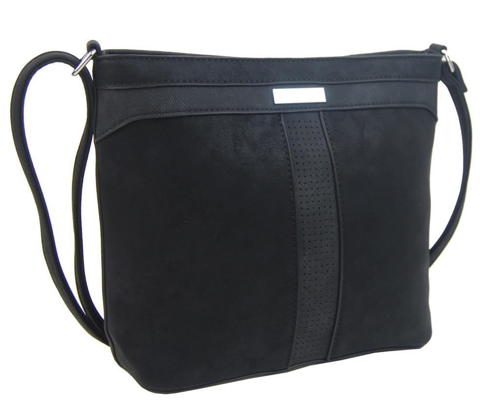 Crossbody dámská kabelka NH8069 černá