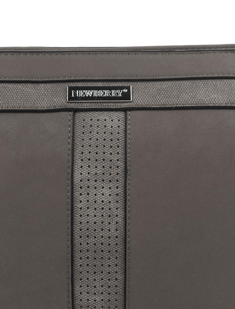 Crossbody dámska kabelka NH8069 šedá