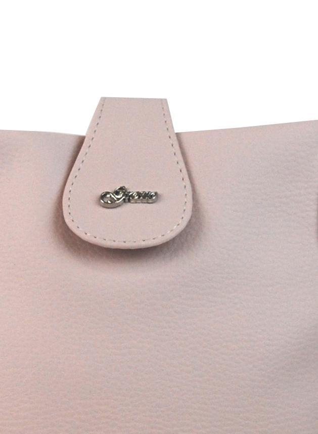 Růžová dámská crossbody kabelka M66 GROSSO