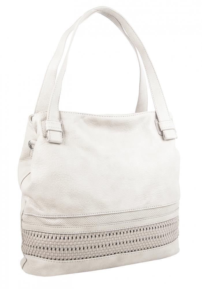 BELLA BELLY dámská kabelka přes rameno krémová / béžová 5407-BB