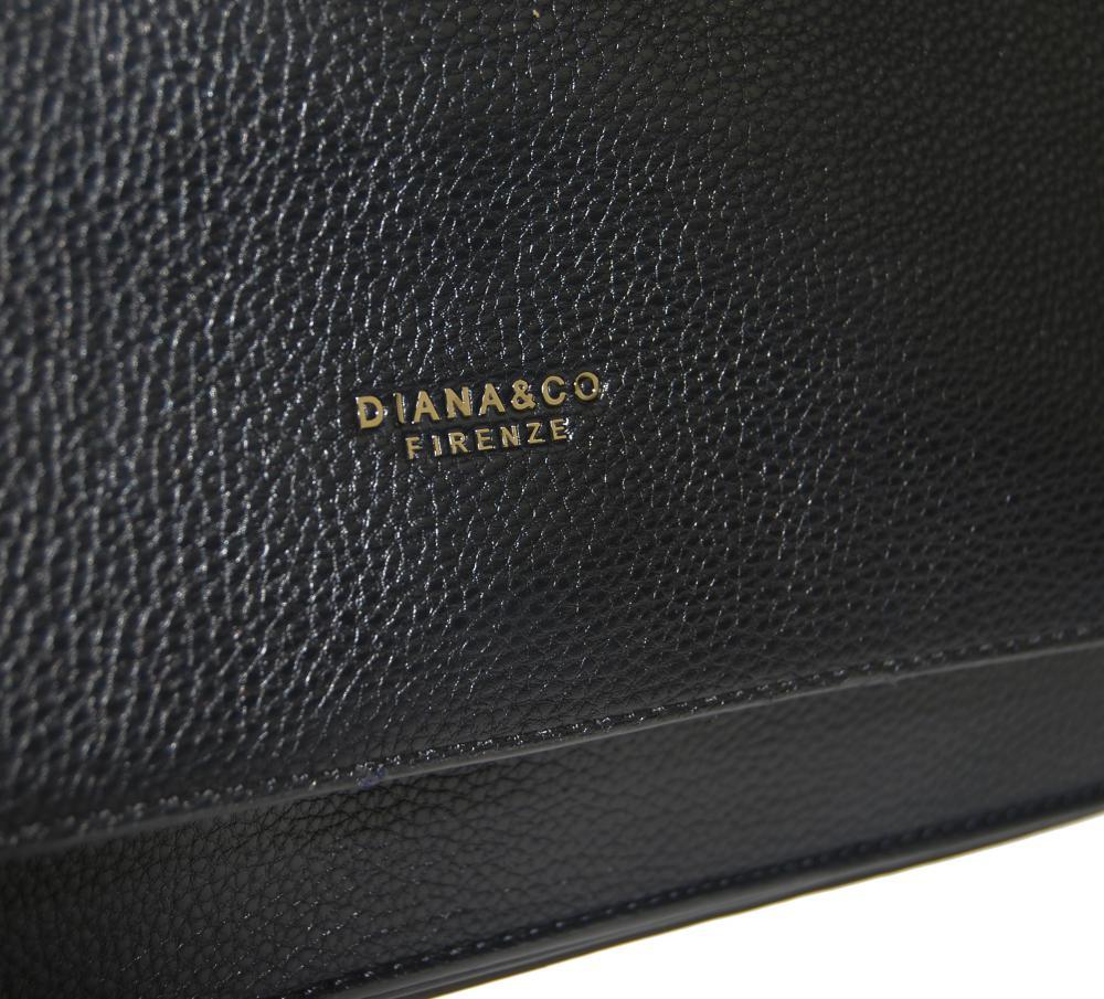 DIANA & CO Dámska aktovková taška crossbody aj do ruky horčicovo žltá