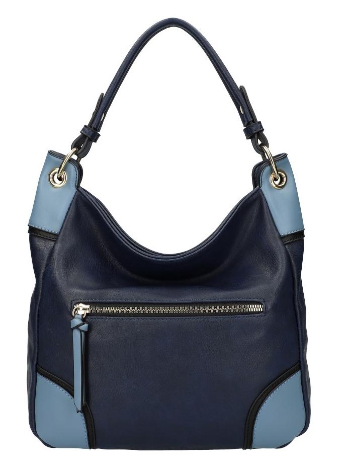 Dámská kabelka KR559 modrá