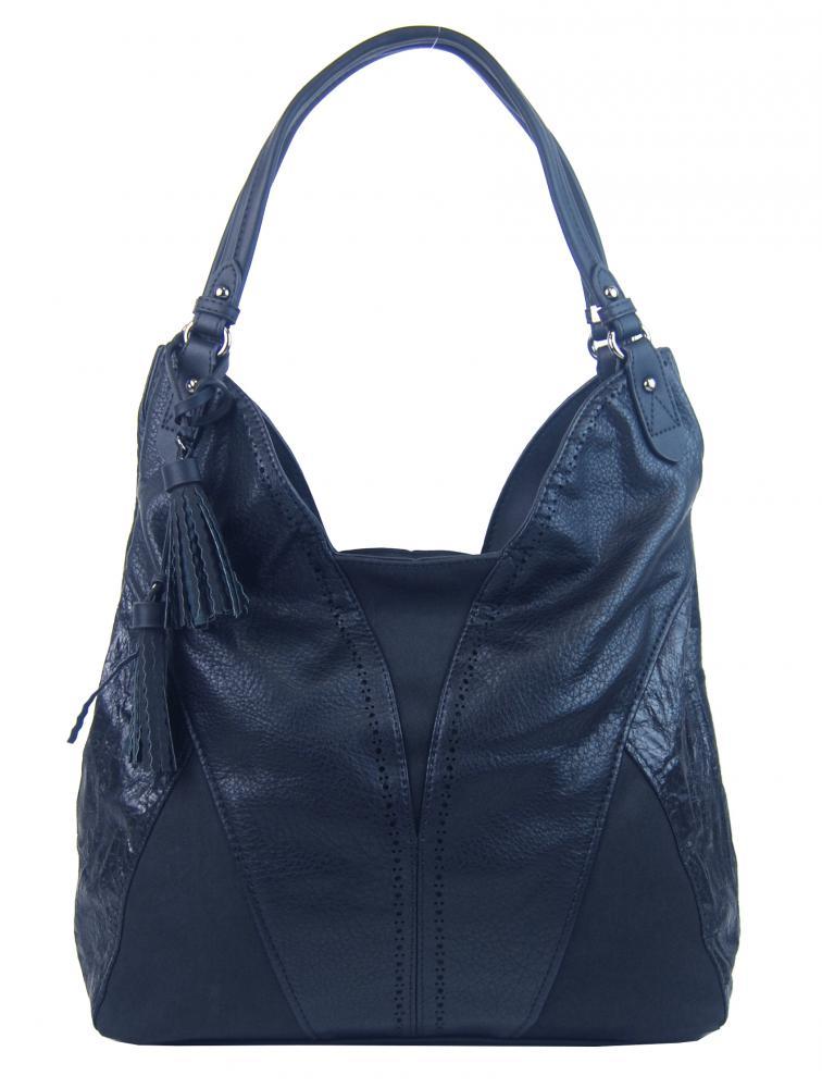 BELLA BELLY Dámská kabelka přes rameno tmavá modrá 5139-BB