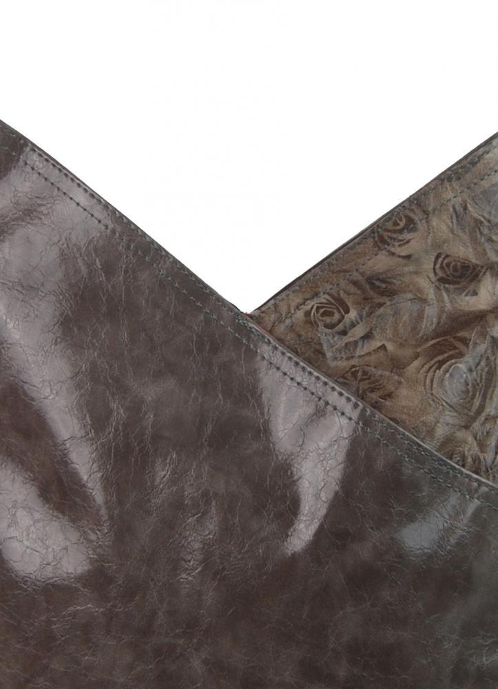 Moderná dámska kabelka cez plece 5140-BB prírodná hnedá