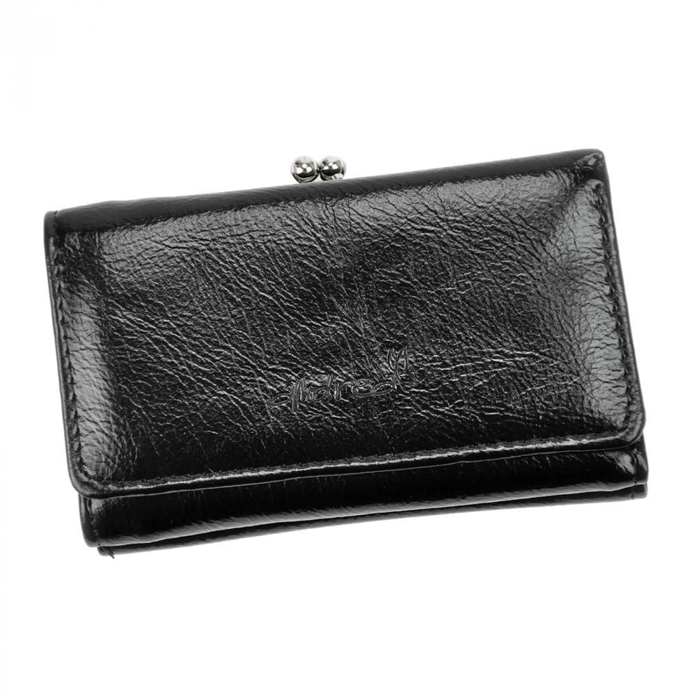 Andrea praktická čierna dámska peňaženka