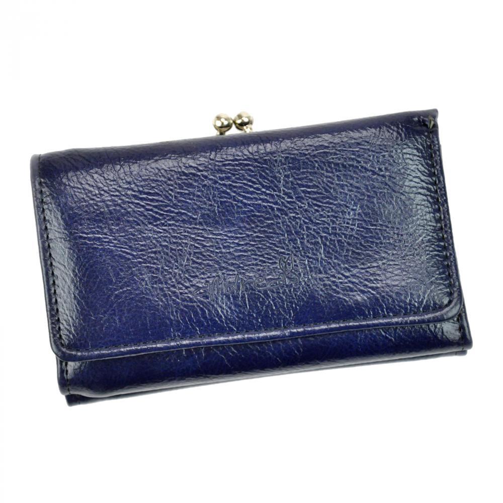 Andrea praktická modrá dámská peněženka