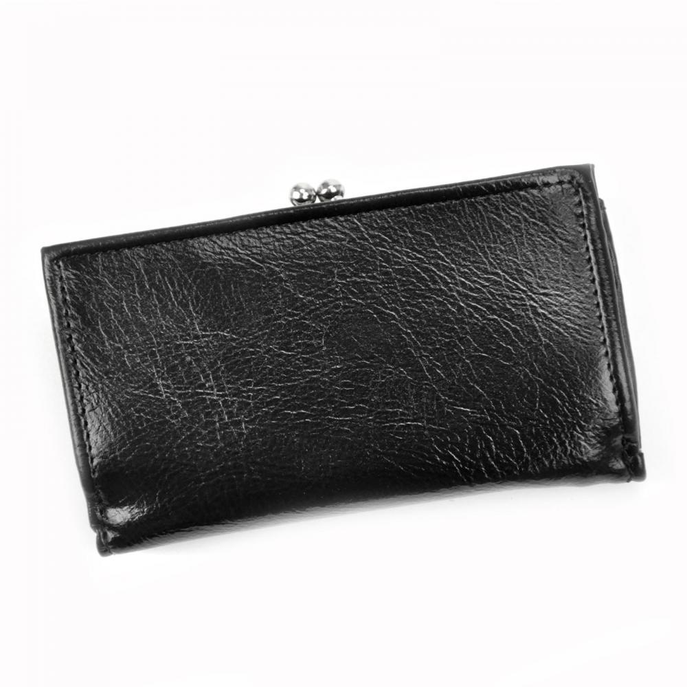 Andrea praktická černá dámská peněženka