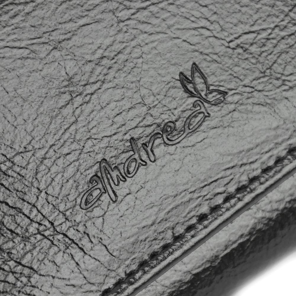 Andrea praktická hnědá dámská peněženka