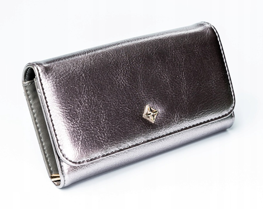 Strieborná dámska peňaženka v darčekovej krabičke MILANO DESIGN