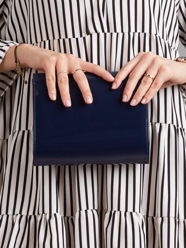 Modré dámské psaníčko W49 ROVICKY