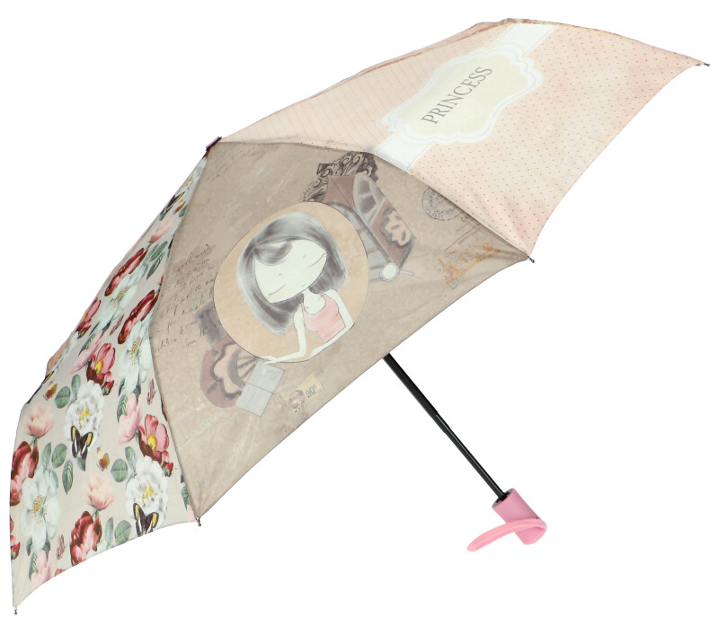 Sweet & Candy Automatický dámský deštník s potiskem v6