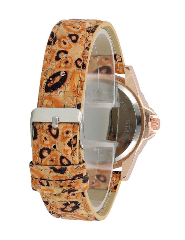 Korkové náramkové dámske hodinky Giorgie TC19045