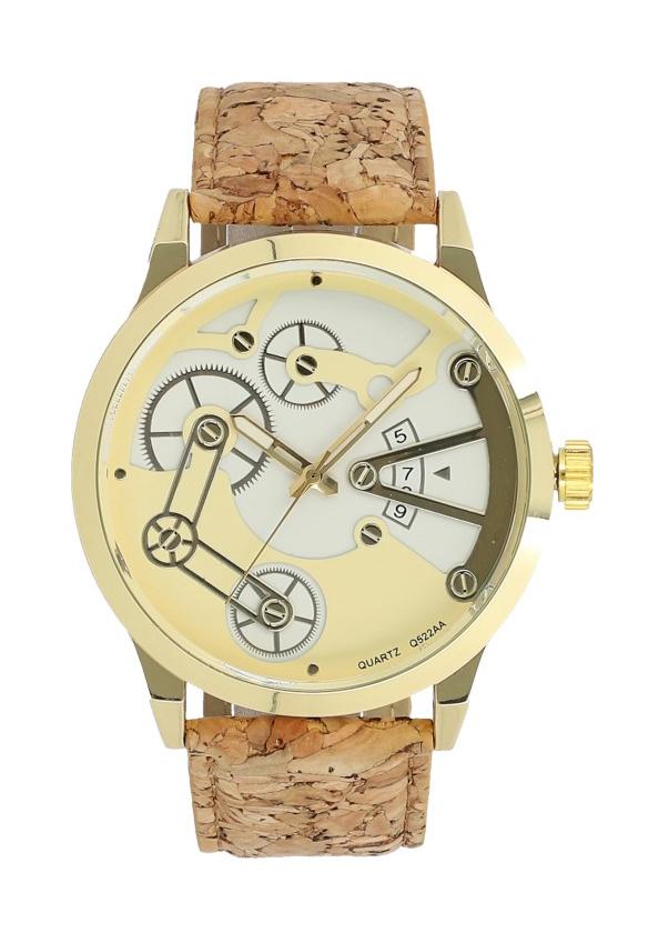 Korkové náramkové dámské hodinky Giorgie TC19069