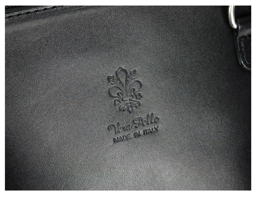 Kožená malá dámska crossbody kabelka tmavo ružová