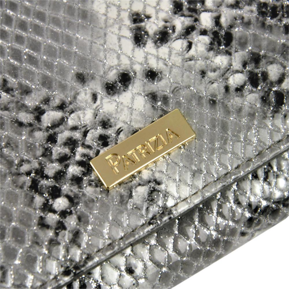 PATRIZIA PIU luxusní hadí dámská kožená peněženka RFID v dárkové krabičce