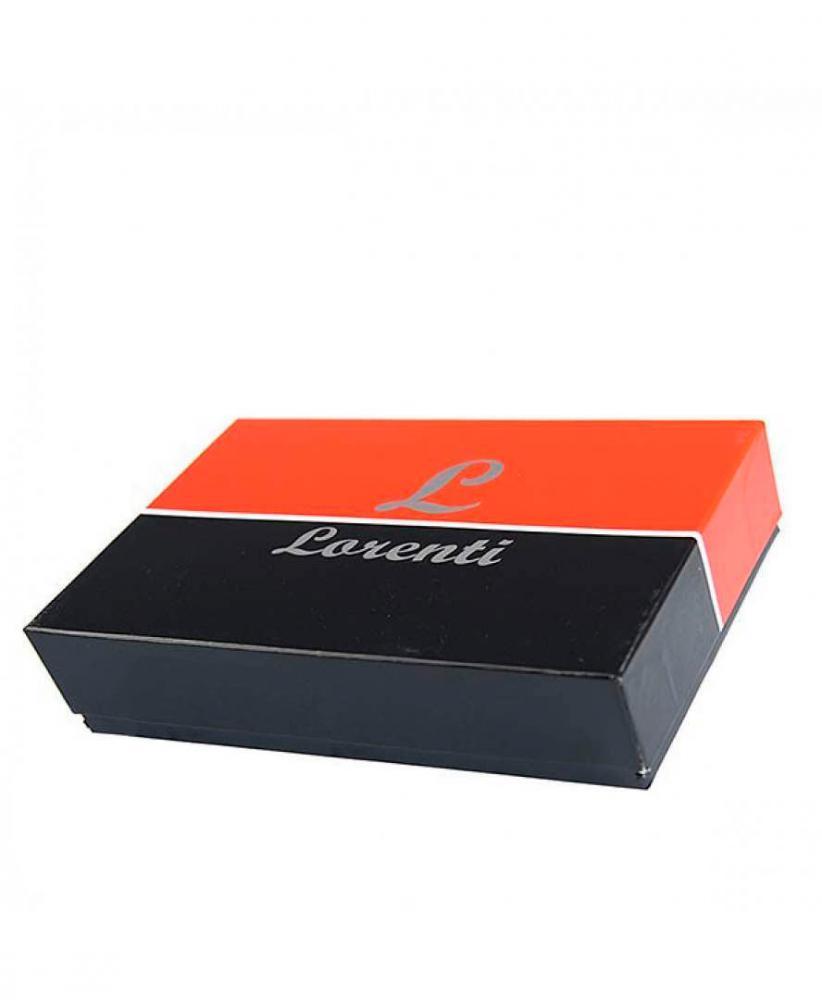 Hnedá dámska kožená peňaženka v krabičke Lorenti