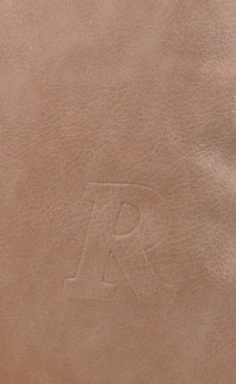 Moderná veľká kabelka cez rameno 54-MH ružová