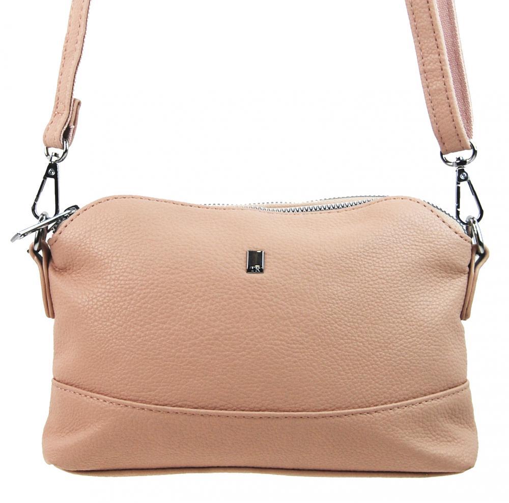 BELLA BELLY Crosbody dámská kabelka růžová / pudrová 5414-BB