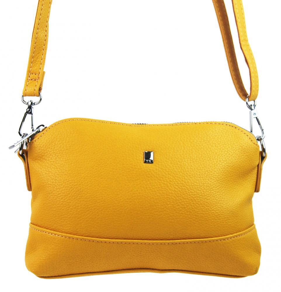 BELLA BELLY Crosbody dámská kabelka žlutá 5414-BB