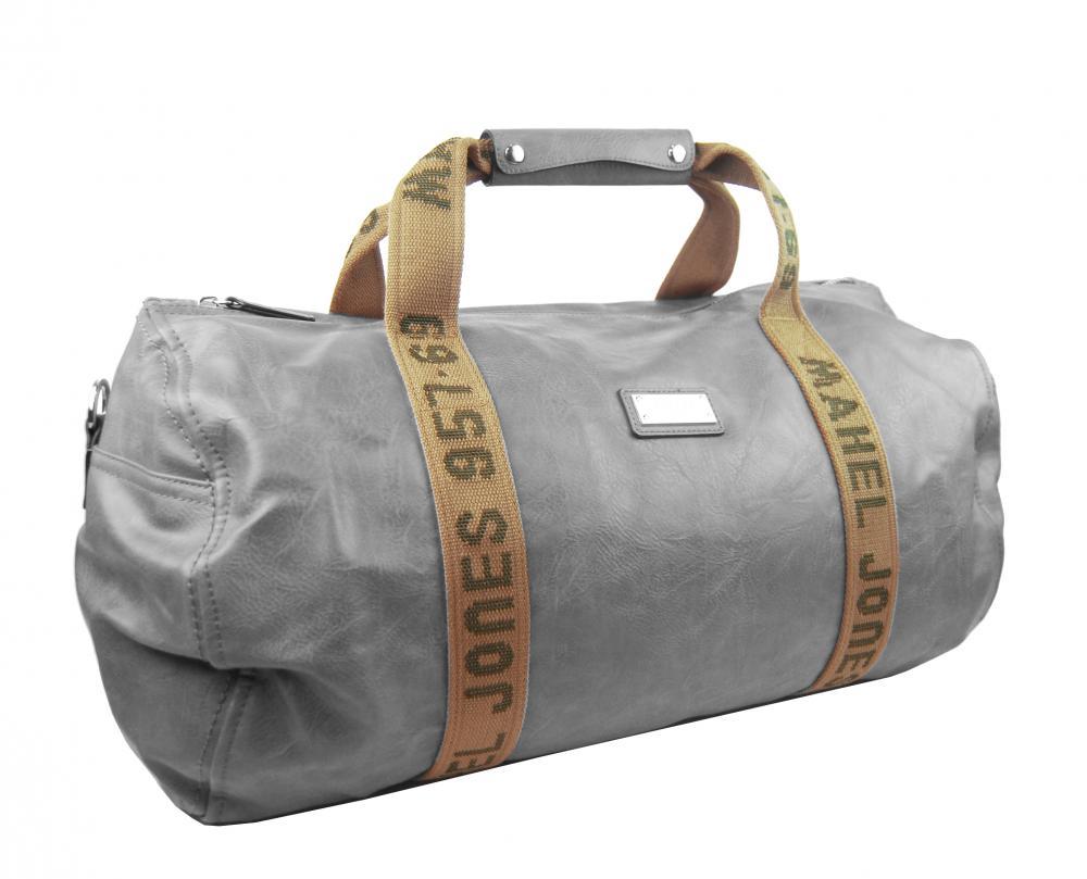 Pánská cestovní taška TESSRA šedá 4244-TS