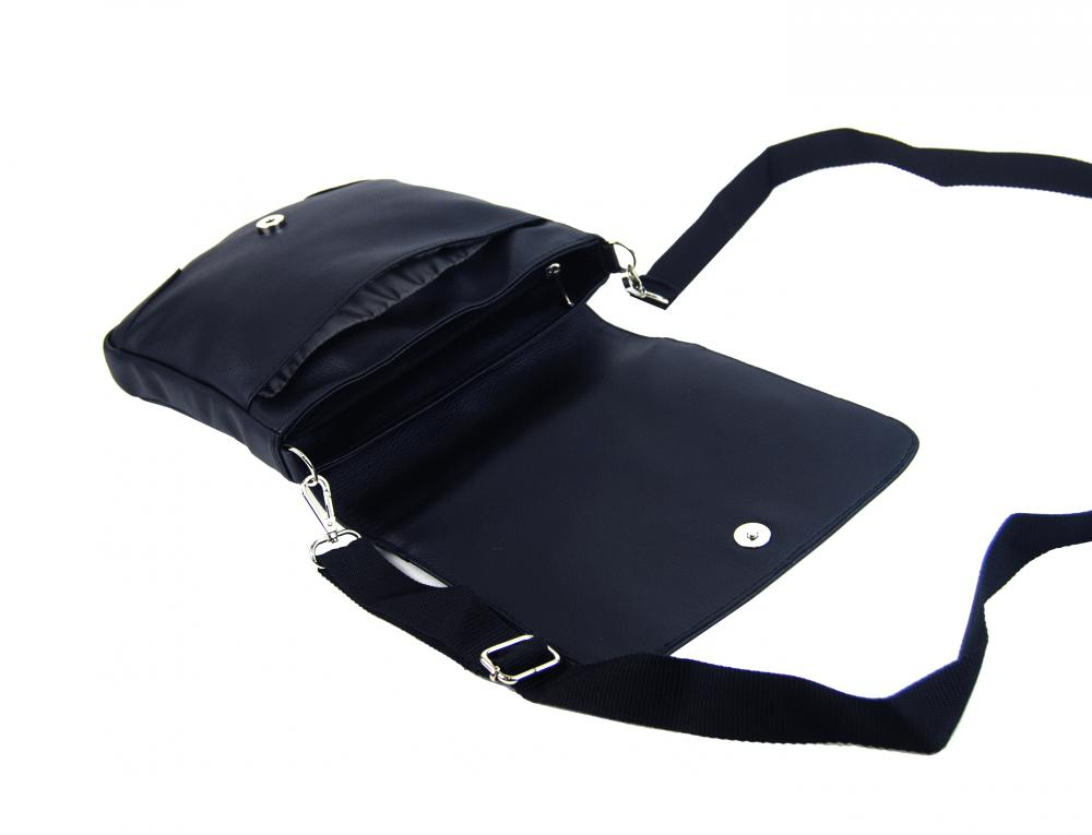 Modrá pánská crossbody taška MP1 GROSSO
