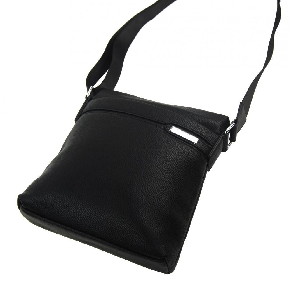 Pánská crossbody taška černá NH8064
