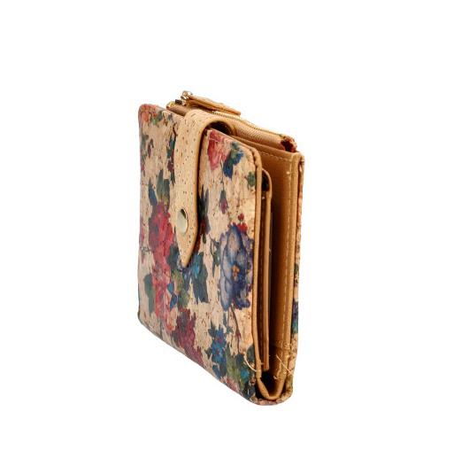 Dámska peňaženka v korkovom dizajne B1769 typ 4